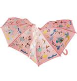 Floss & Rock Umbrella Enchanted - Changes color!