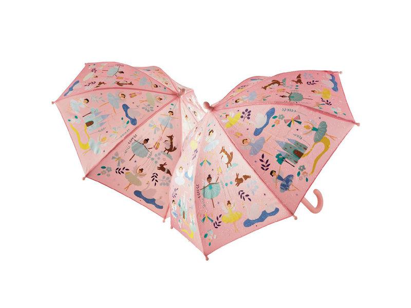 Floss & Rock Paraplu Betoverd - Verandert van kleur!