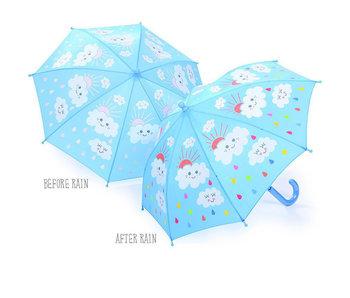 Floss & Rock Umbrella Rain and Clouds - ø 67 cm