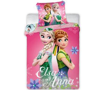 Disney Frozen BABY Bettbezug Freundschaft 100 x 135 cm