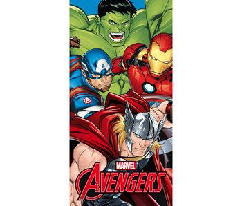 Marvel Avengers Strandlaken Team 70 x 140 cm