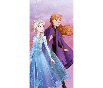 Disney Frozen Serviette de plage Friends 70 x 140 cm