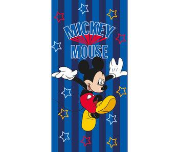Disney Mickey Mouse Serviette de plage Stripes 70 x 140 cm