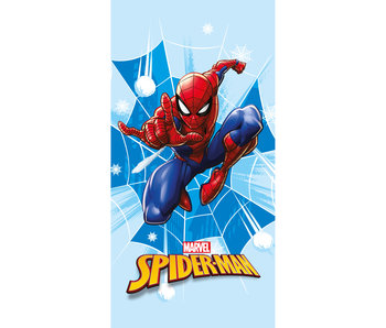 SpiderMan Beach towel Ice Web 70 x 140 cm