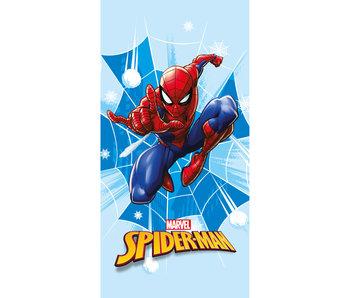 SpiderMan Strandlaken Ice Web 70 x 140 cm