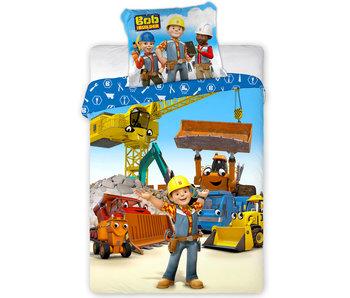 Bob de Bouwer Housse de couette BABY Construction Zone 100 x 135 cm