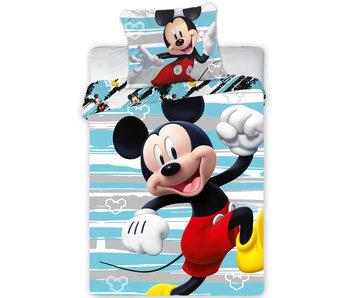 Disney Mickey Mouse Housse de couette BABY Happy 100 x 135 cm