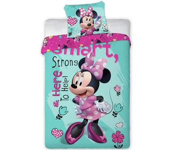 Disney Minnie Mouse Housse de couette Smart 140 x 200