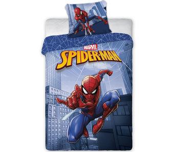 SpiderMan Bettbezug Wolkenkratzer 140 x 200