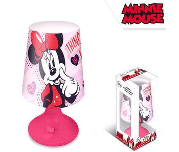 Disney Minnie Mouse Tischlampe 18 cm