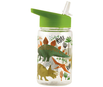 Floss & Rock Trinkflasche Dino 350 ml