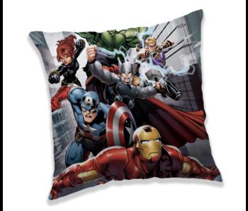 Marvel Avengers Kussen Team 40 x 40 cm