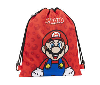 Super Mario Gymbag Mario - 42 cm