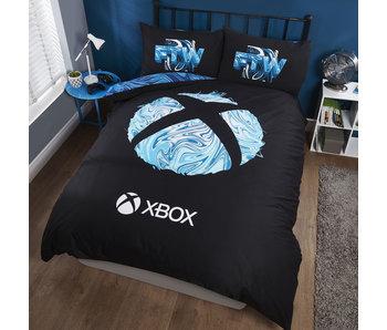 Xbox Housse de couette Blue-X Sphere 200 x 200