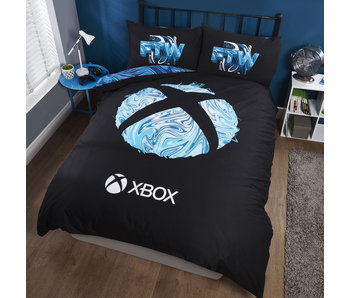 Xbox Housse de couette Blue-X Sphere 230 x 220