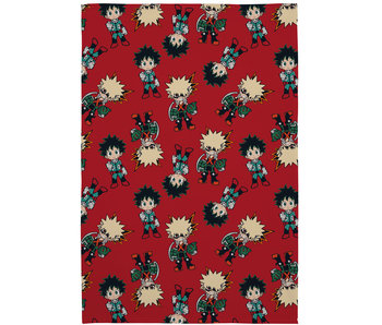 My Hero Academia Fleece deken 100 x 150 cm