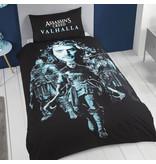 Assassin's Creed Dekbedovertrek Valhalla - Eenpersoons - 135 x 200 cm - Poly-cotton