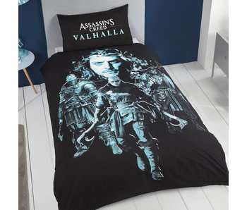 Assassin's Creed Bettbezug Valhalla 135 x 200