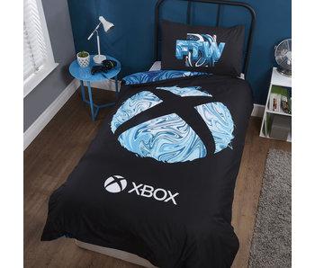 Xbox Duvet cover Blue-X Sphere 135 x 200