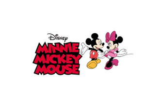 Disney Minnie & Mickey Mouse