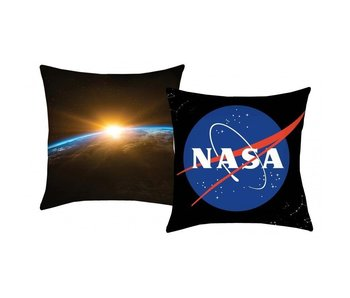 NASA Kissen Sonnenaufgang 40 x 40 cm