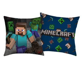Minecraft Cushion Cave 40 x 40 cm