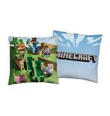 Minecraft Kussen Mobs - 40 x 40 cm - Polyester