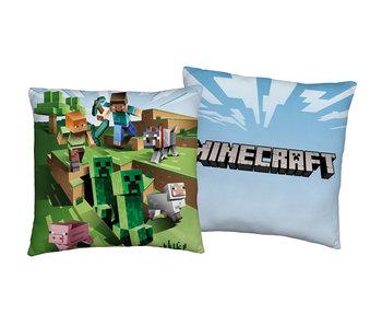 Minecraft Kussen Mobs 40 x 40 cm