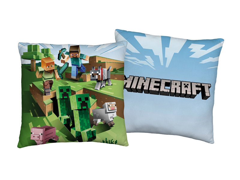 Minecraft Cushion Mobs - 40 x 40 cm - Polyester