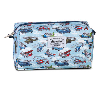 Bestway Toiletry bag Aircraft - 24 cm