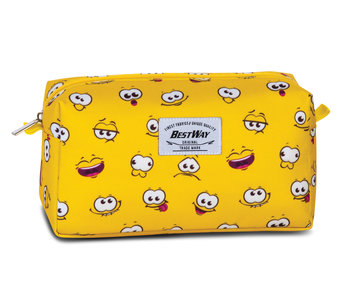 Bestway Toiletry bag Smiley - 24 cm