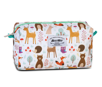 Bestway Toilet bag Animals of the Forest - 24 cm