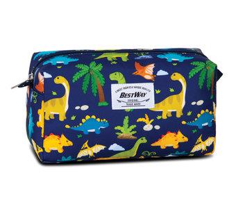 Bestway Toilet bag Dinosaur - 24 cm