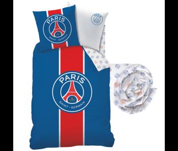 Paris Saint Germain Duvet Cover Set Classic - Single - Including fitted sheet