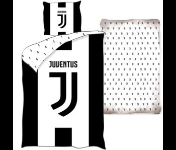 Juventus Dekbedovertrek Set Destiny - Eenpersoons - Inclusief Hoeslaken