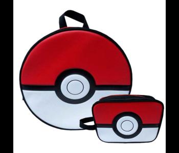 Pokémon Rugzak Set Pokéball - Rugzak en Etui
