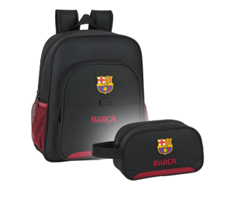 FC Barcelona Backpack Set - Backpack and Pouch