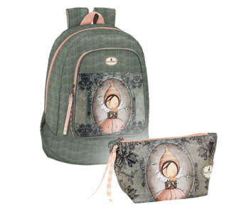 Santoro London  Backpack Set Mirabelle - Backpack and Pouch