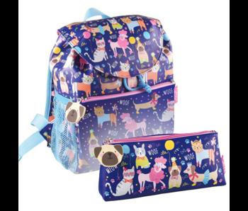 Floss & Rock Backpack Set Pets - Sac à dos et pochette pour tout-petit