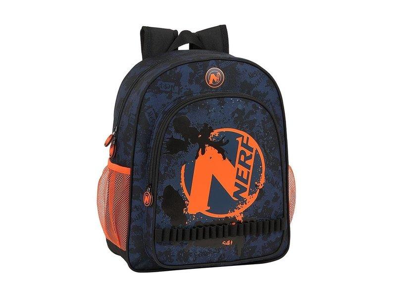 Nerf Backpack - 38 x 32 x 12 cm - Blue