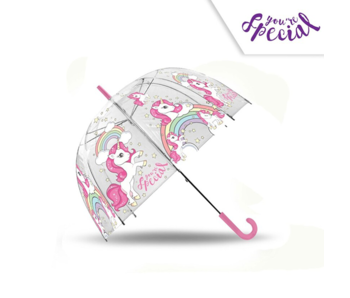 Unicorn Paraplu Rainbow - ø 72 cm