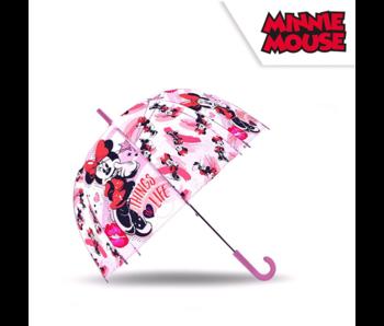Disney Minnie Mouse Paraplu Life - ø 73 cm
