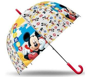 Disney Mickey Mouse Paraplu Smiles - ø 71 cm