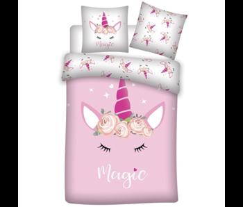 Unicorn Bettbezug Magic 200 x 200