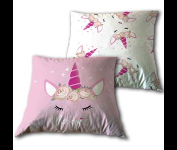 Unicorn Cushion Magic 40 x 40 cm