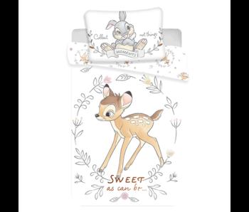 Disney Bambi Dekbedovertrek Sweet 140 x 200