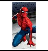 SpiderMan Strandlaken Stance - 70 x 140 cm - Katoen