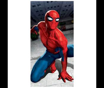 SpiderMan Strandtuch Haltung 70 x 140 cm