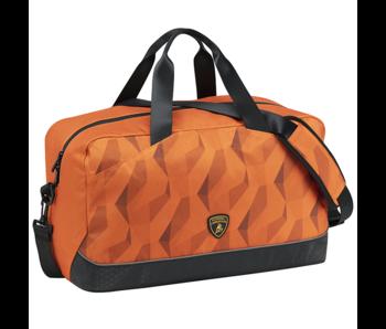 Lamborghini Sac de voyage Orange 50 cm