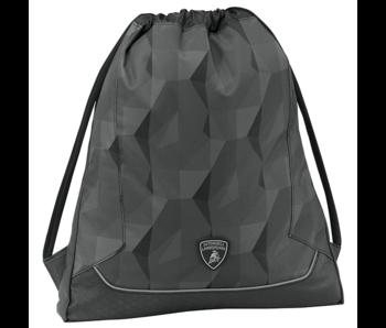 Lamborghini Gymbag Noir 42 cm